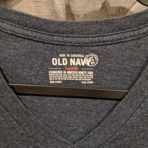 Old Navy short sleeve shirt L